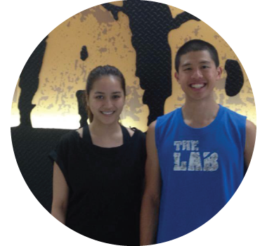 Ploy Client Fitness Success Story at The LAB Bangkok