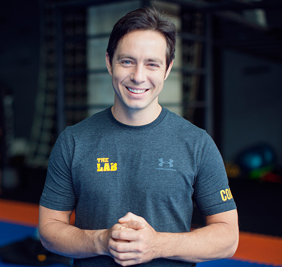 Giwon Senior Personal Trainer at The LAB Bangkok