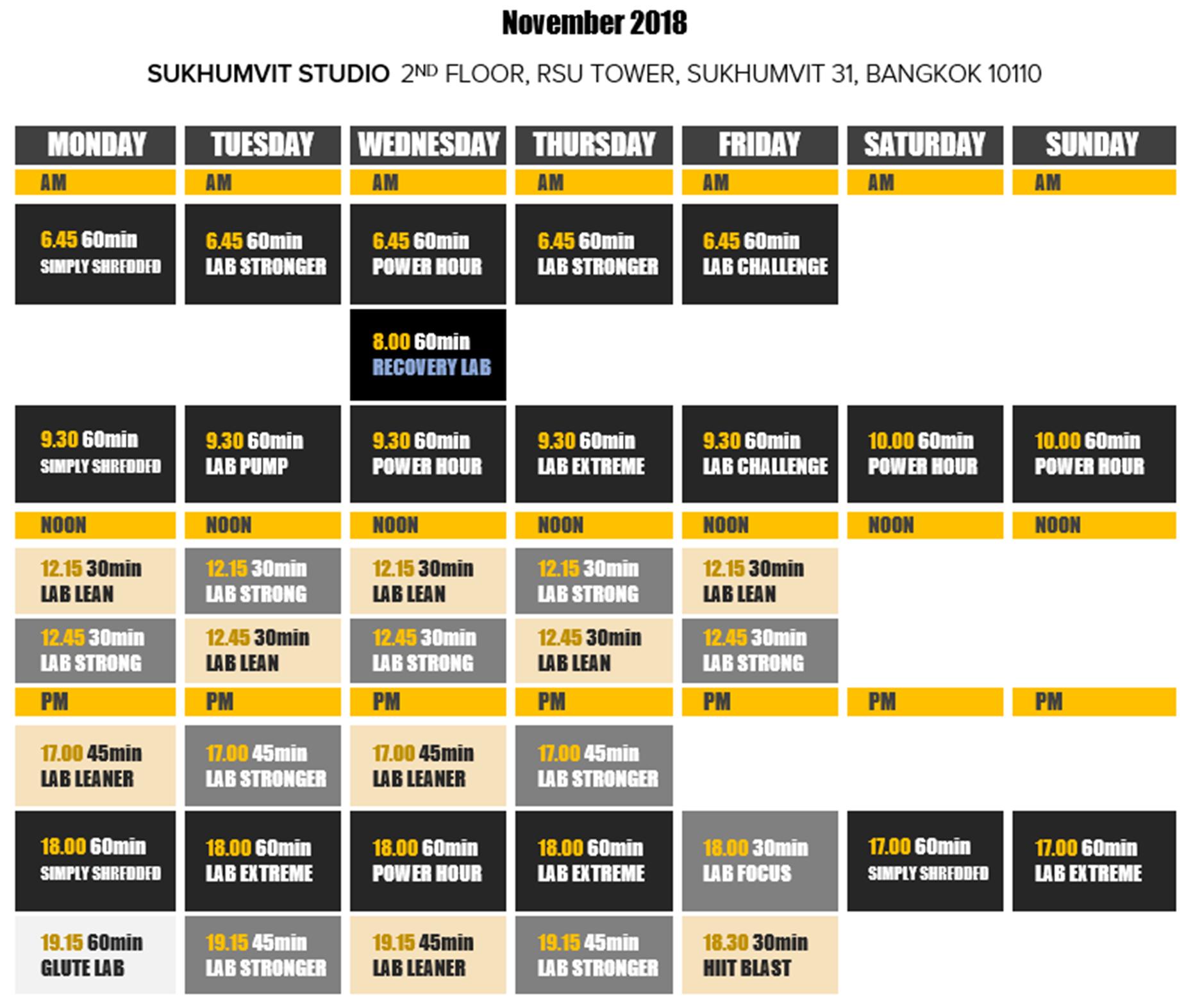 sukhumvit-timetable-november-2018-2
