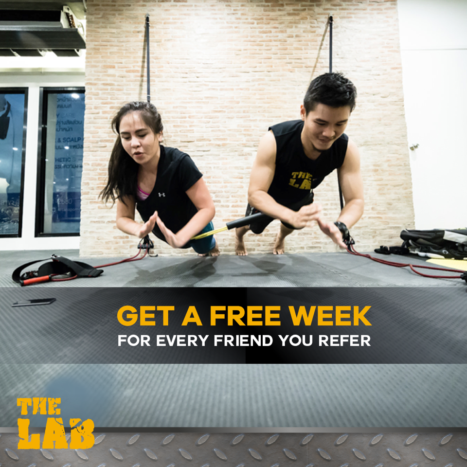 Refer a friend-square