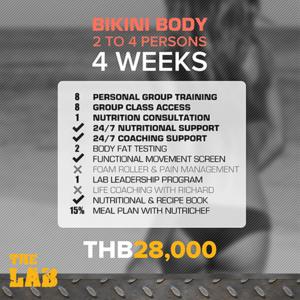 Bikini 4 Weeks