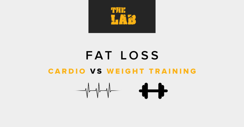 Fat Loss Cardio vs Weight Training